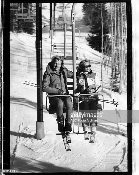 HUTCH David Soul Skiing in Aspen Shoot Date January 12 1976 L