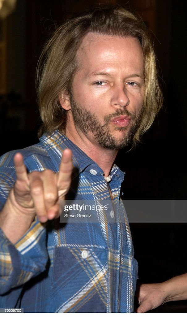 David Spade at the Silverscreen Theater in West Hollywood, California