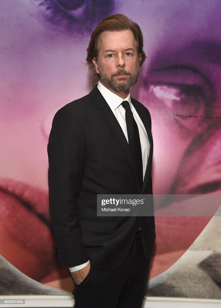 David Spade attends the 7th Annual Sean Penn & Friends HAITI RISING Gala benefiting J/P Haitian Relief Organization on January 6, 2018 in Hollywood, California.