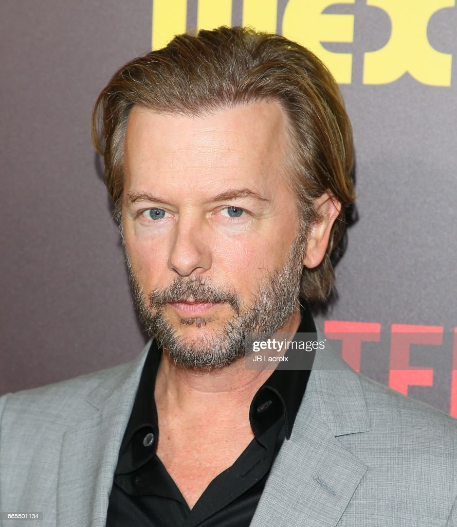 David Spade attends the premiere of Netflix's 'Sandy Wexler' on April 6, 2017 in Hollywood, California.