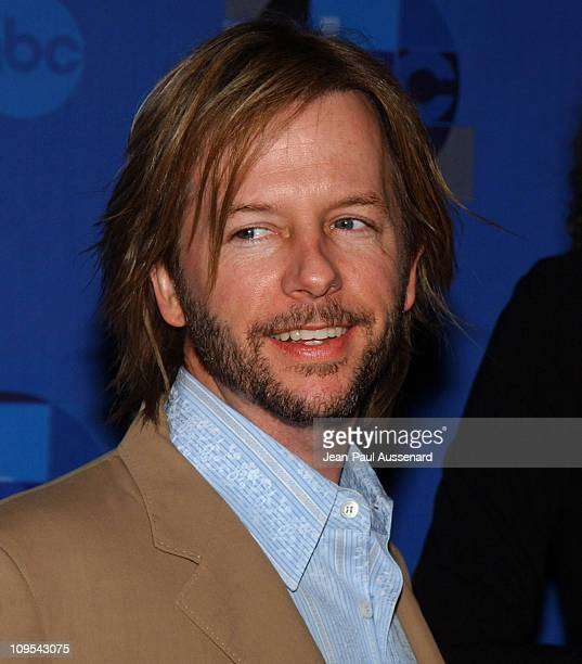 David Spade during ABC AllStar Party at Astra West in West Hollywood California United States