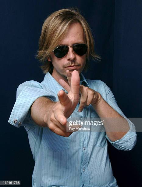 David Spade *Exclusive Coverage* during 2005 Teen Choice Awards Portraits at Gibson Amphitheatre in Universal City California United States