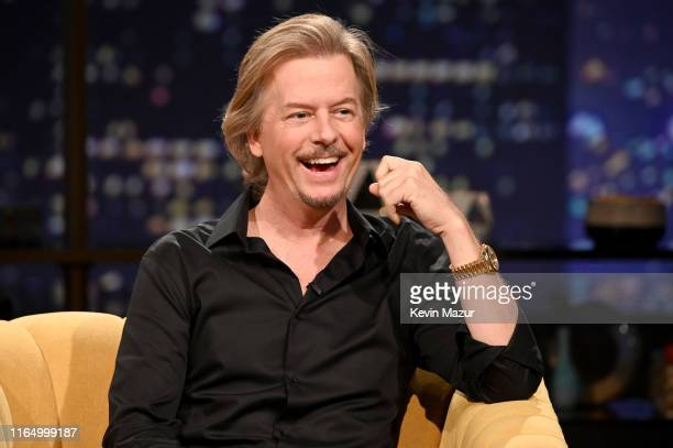 David Spade hosts the first taping of Comedy Central's Lights Out With David Spade New LateNight Series Premieres Monday July 29 At 1130 PM ET/PT...