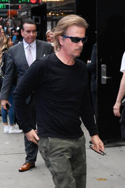 NY: Celebrity Sightings In New York City - July 22, 2019