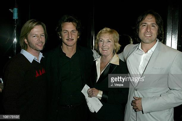 David Spade Sean Penn Eileen Ryan and David O Russell