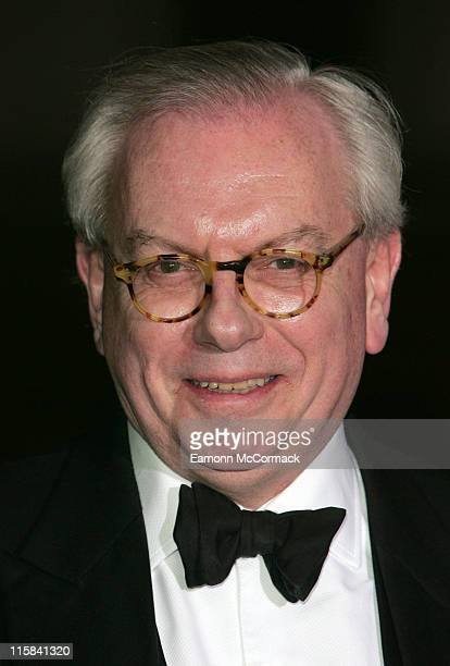 David Starkey during Great Briton Awards 2006 Arrivals at Guildhall in London United Kingdom
