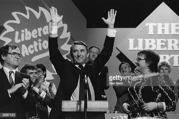 David Steel at the Liberal Party Conference in Eastbourne David Steel ran Jo Grimond's campaign for the Rectorship of Edinburgh University when he...