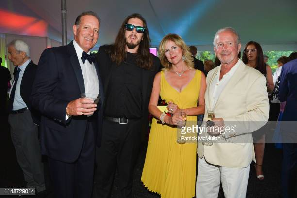 David Stetson Anthony Natoli Merrill Dee and Dr Harvey Manes attend Nassau County Museum Of Art 2019 Museum Ball at Nassau County Museum of Art on...