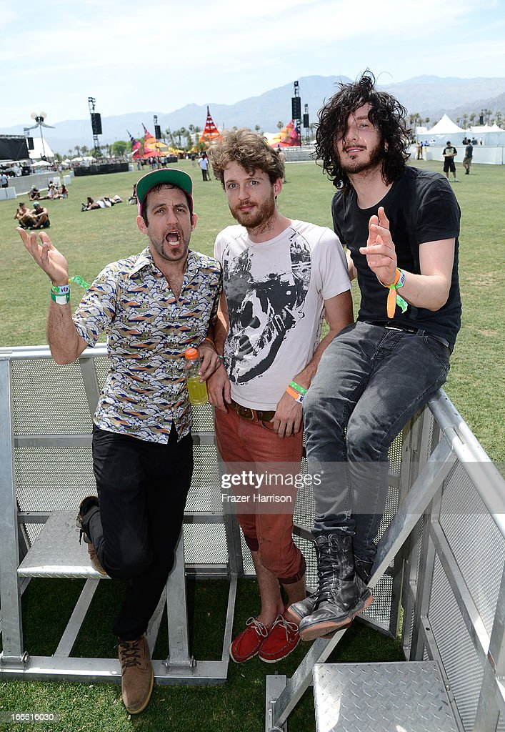 2013 Coachella Valley Music And Arts Festival - Day 2 : News Photo