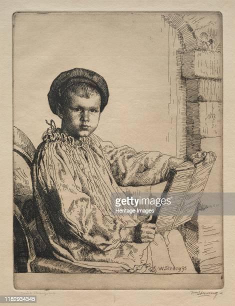 David Strang, No. 1, 1895-1896. Creator Moderno .