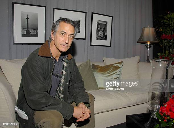 David Strathairn in Backstage Creations Talent Retreat