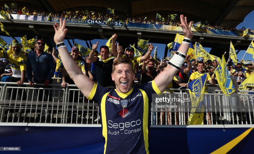 ASM Clermont Auvergne v Leinster - European Rugby Champions Cup