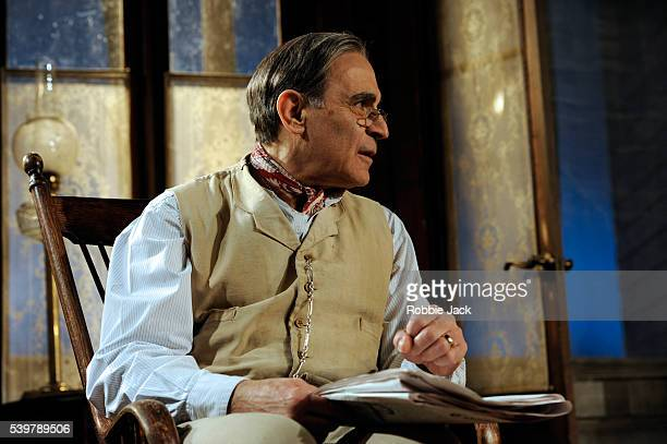 David Suchet as James Tyrone in Eugene O'Neill's Long Day's Journey into Night directed by Anthony Page at the Apollo Theatre in London