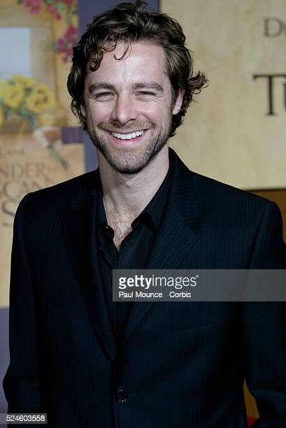 David Sutcliffe arrives at the world premiere of Under the Tuscan Sun at the El Capitan Theater
