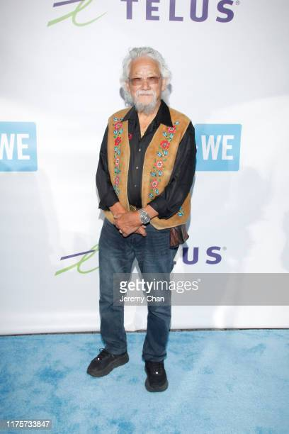David Suzuki attends WE Day Toronto 2019 held at Scotiabank Arena on September 19 2019 in Toronto Canada