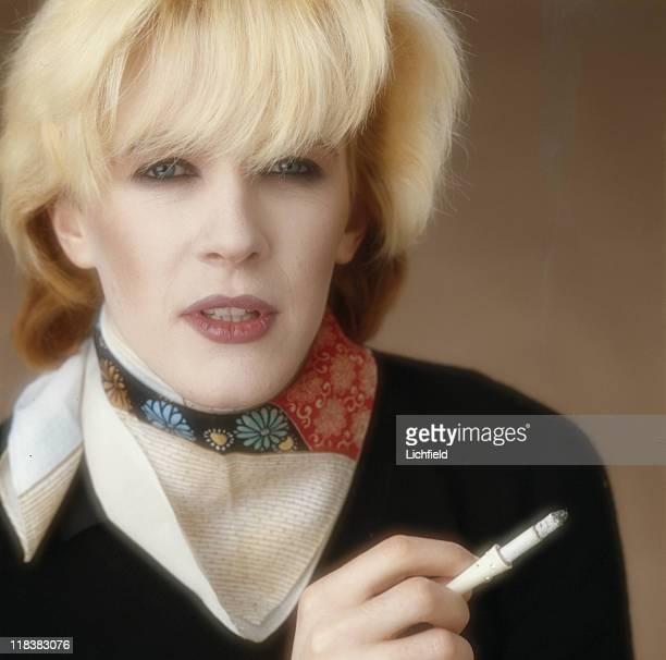 David Sylvian British musician 30th October 1979