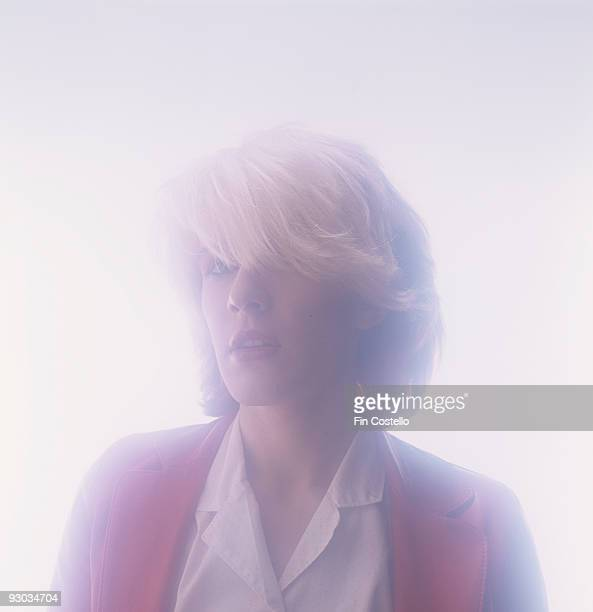 David Sylvian lead singer of Japan in May 1979