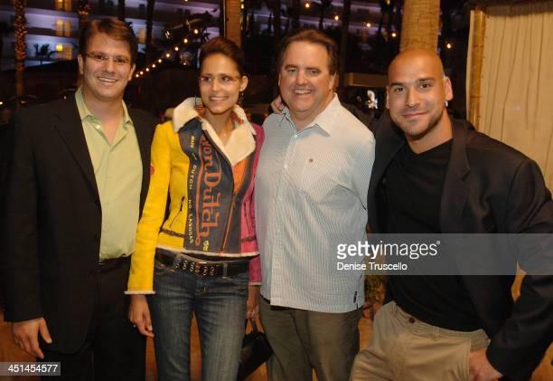 David Teichner Marie Jordan Jim Jordan and Eric Hebel
