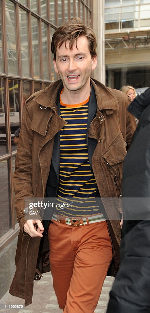 Celebrity Sightings In London - March 21, 2012 : News Photo