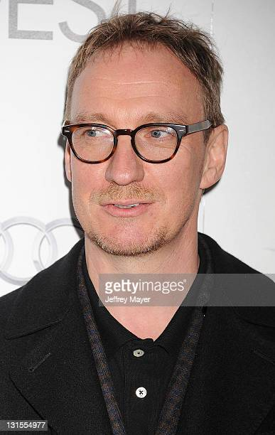 David Thewlis attends the AFI Fest 2011 Special Screening Of 'The Lady' held at the Grauman's Chinese Theatre on November 4 2011 in Hollywood...