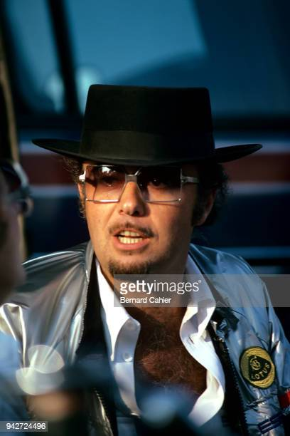 David Thieme, Grand Prix of Canada, Circuit Gilles Villeneuve, 30 September 1979. David Thieme, mains ponsor of the Lotus team between 1979 and 1981...