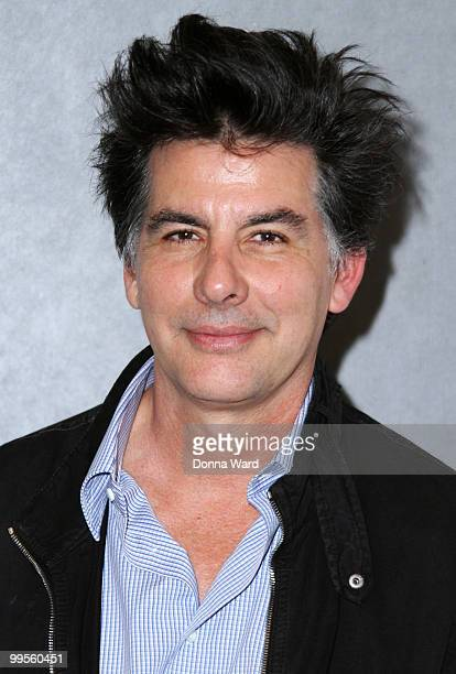 David Thornton attends the premiere of ''Here There'' at Quad Cinema on May 14 2010 in New York City