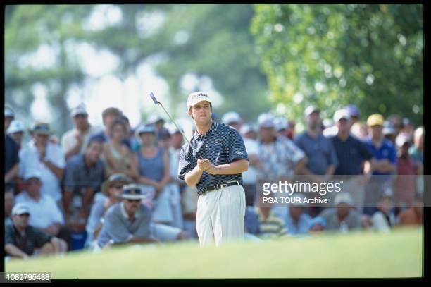 David Toms 2001 PGA Championship - - Sunday Photo by Chris Condon/PGA TOUR Archive