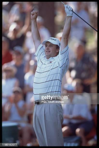 David Toms 2001 PGA Championship - 8/18/2001 - Saturday Photo by Chris Condon/PGA TOUR Archive via Getty Images