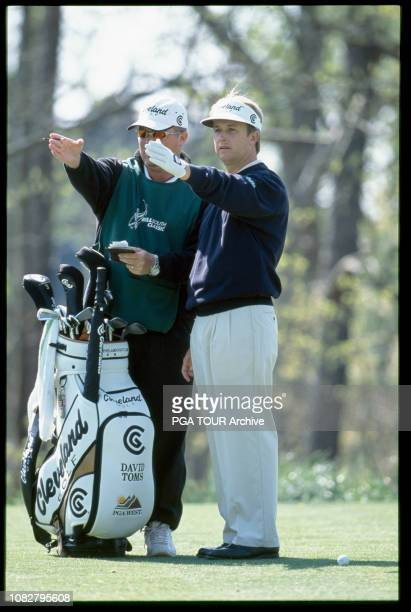 David Toms 2002 BellSouth Classic - - Sunday Photo by Stan Badz/PGA TOUR Archive