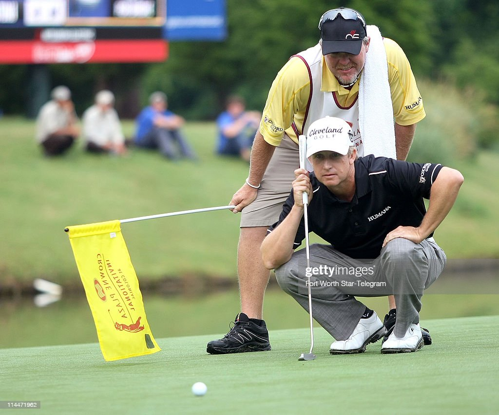 Crowne Plaza Invitational at Colonial Pictures Getty Images