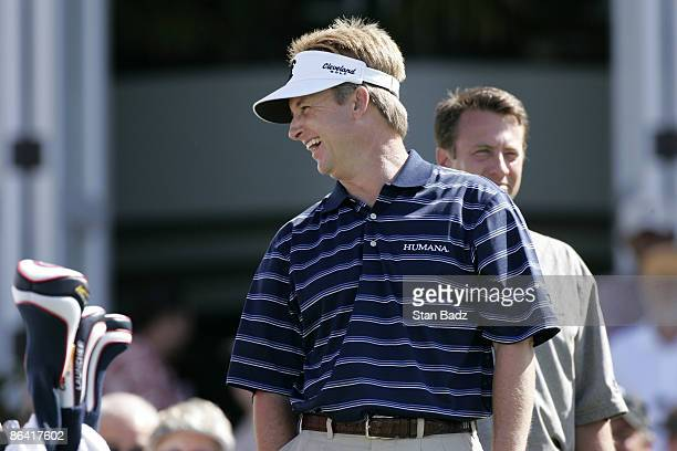 David Toms in action during the second round of the Mercedes Championships, January 6 held at The Plantation Course at Kapalua, Maui, Hawaii. Stuart...