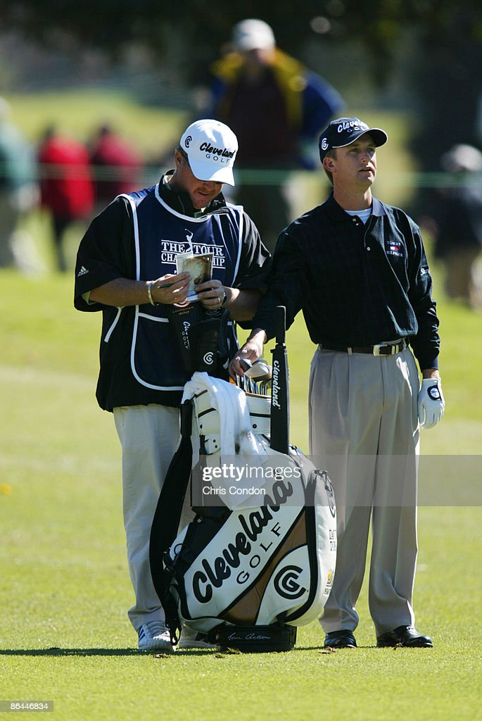 PGA TOUR - 2002 TOUR Championship : News Photo