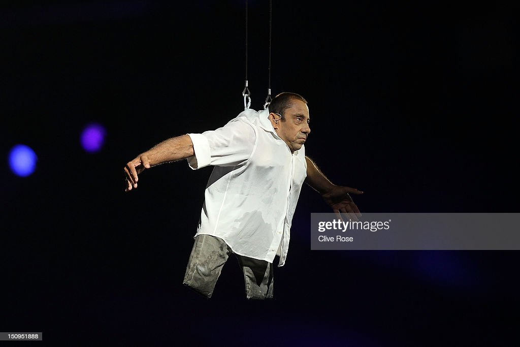 2012 London Paralympics - Opening Ceremony : News Photo