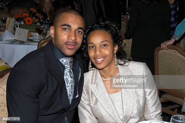 David Tyree and Leilah Tyree attend Children of the City 3rd Annual Gala Helps South Brooklyn's Youth Break Free from the Vicious Cycle of Poverty at...