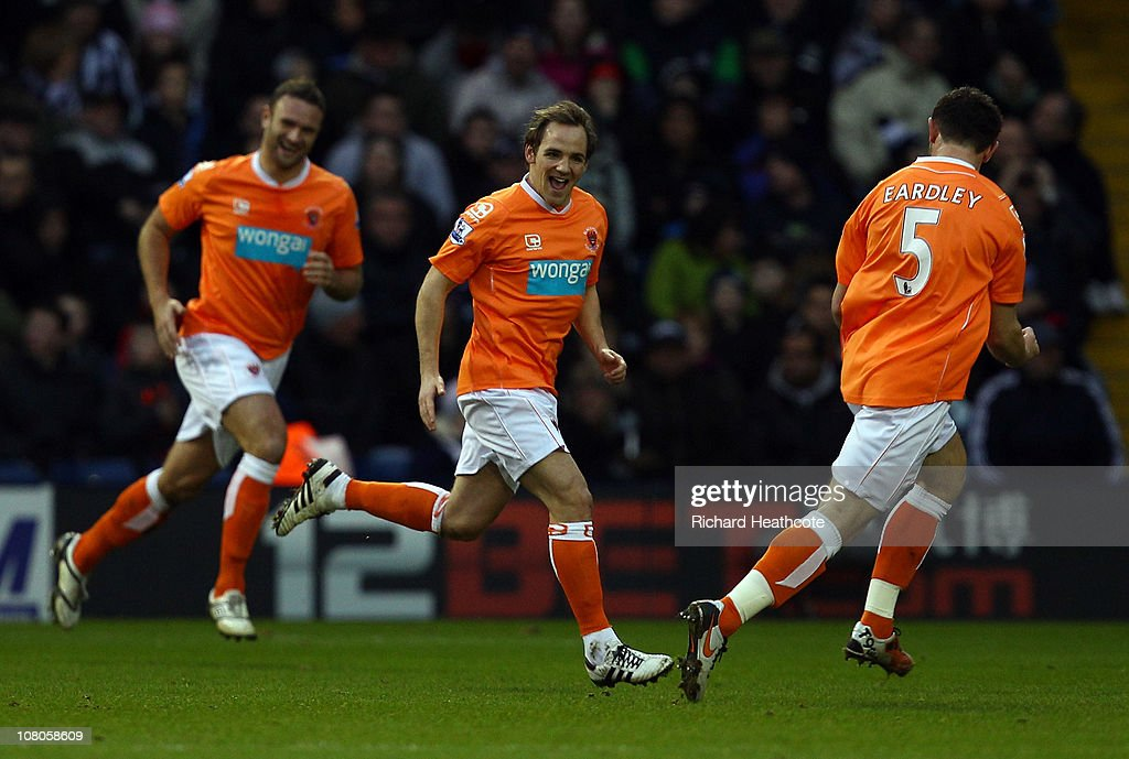 West Bromwich Albion v Blackpool - Premier League : News Photo