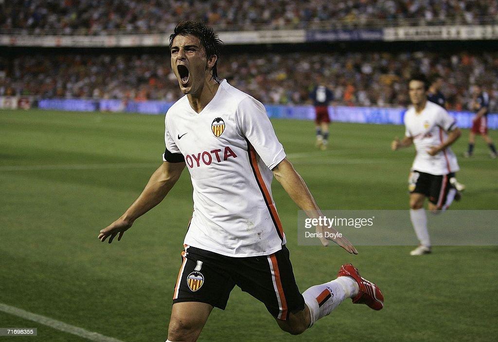UEFA Champions League: Valencia v Salzburg : ニュース写真
