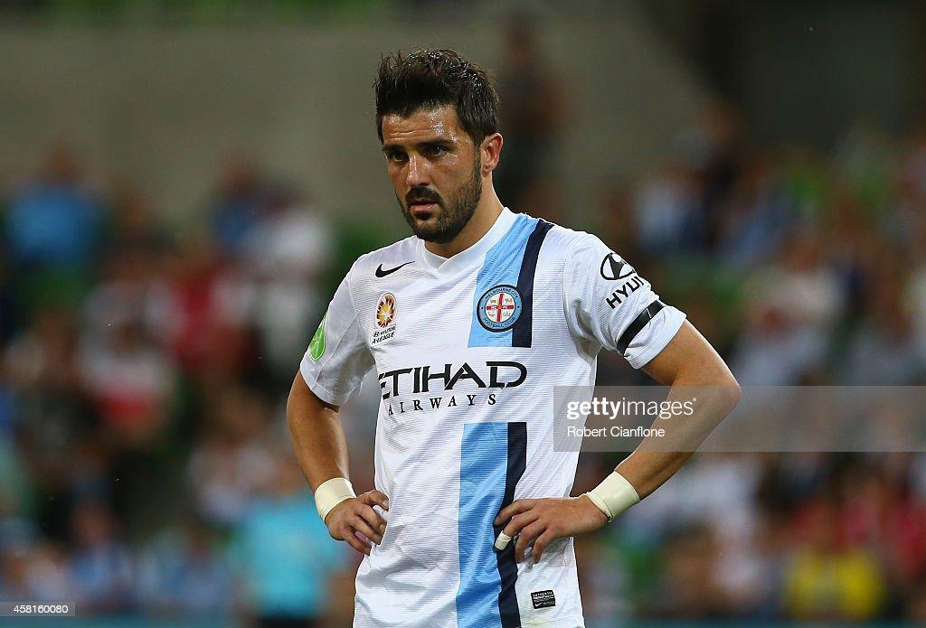 A-League Rd 4 - Melbourne v Adelaide : News Photo