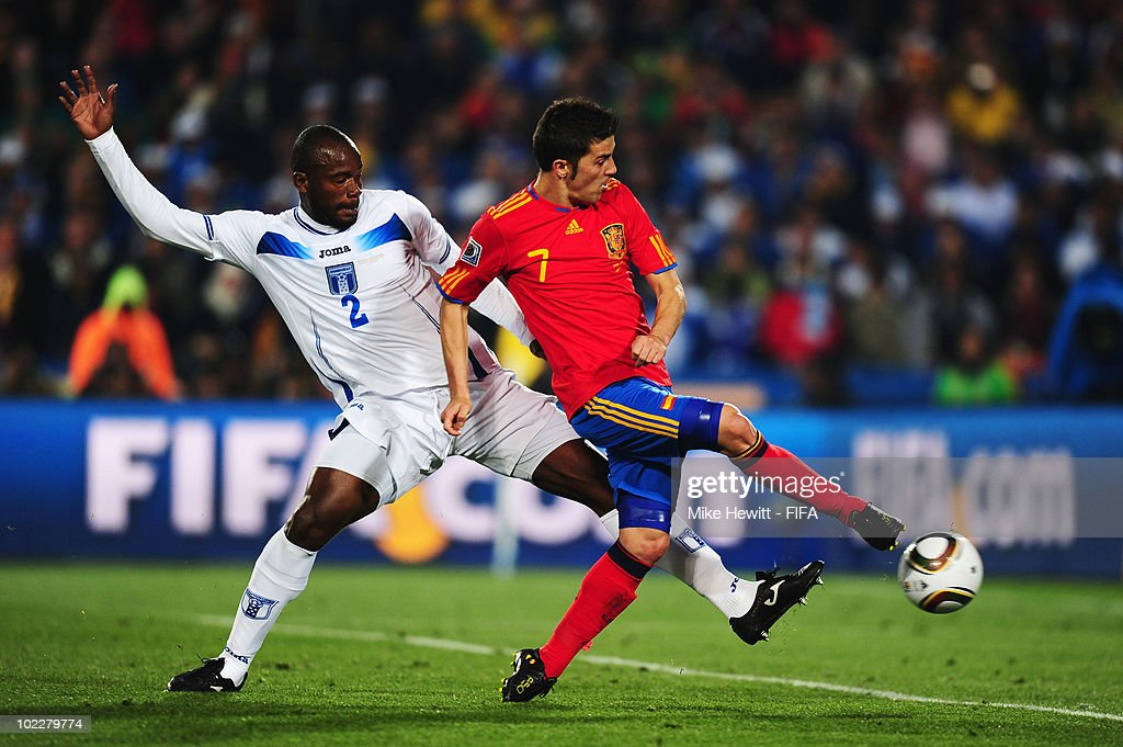 Spain v Honduras: Group H - 2010 FIFA World Cup