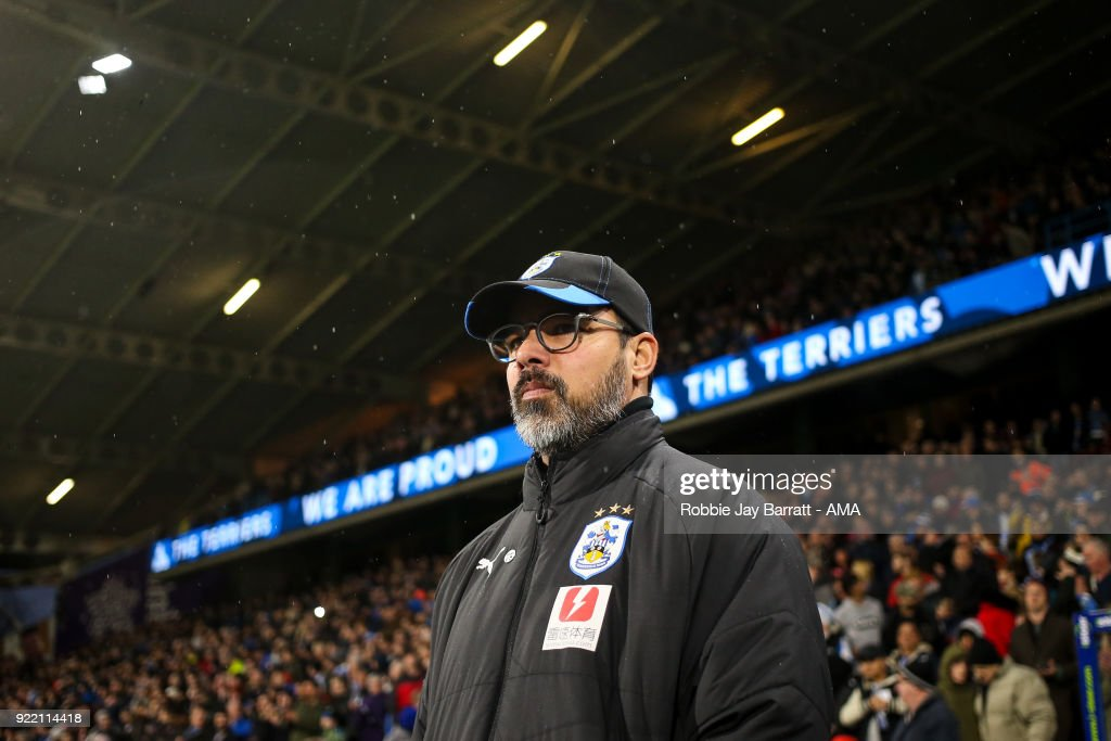 Huddersfield Town v Manchester United - The Emirates FA Cup Fifth Round : News Photo