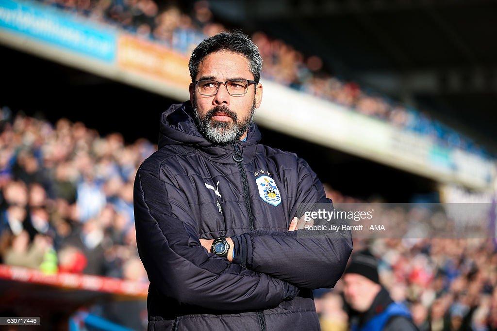 Huddersfield Town v Blackburn Rovers - Sky Bet Championship : News Photo