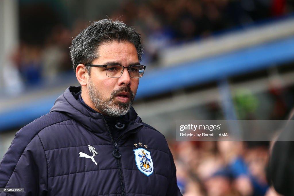Birmingham City v Huddersfield Town - Sky Bet Championship : News Photo