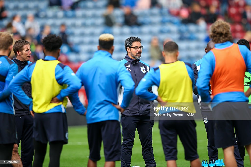 Huddersfield Town Training Session : News Photo