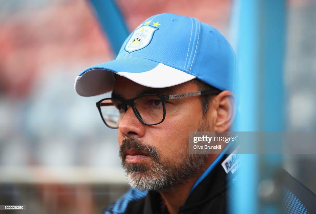 Huddersfield Town v Udinese - Pre-Season Friendly : News Photo