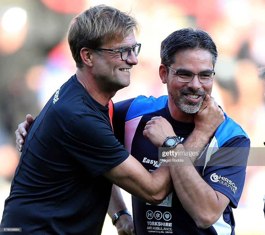 Huddersfield Town v Liverpool - Pre-Season Friendly : News Photo