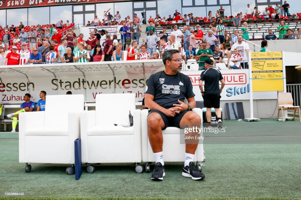 Huddersfield Town v Real Betis: Interwetten Cup : News Photo