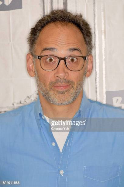 David Wain attends Build series to discuss the new how 'Wet Hot American Summer Ten Years Later' at Build Studio on July 31 2017 in New York City