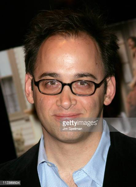 David Wain during 'Diggers' New York City Premiere Arrivals at Clearview Chelsea West Cinemas in New York City New York United States