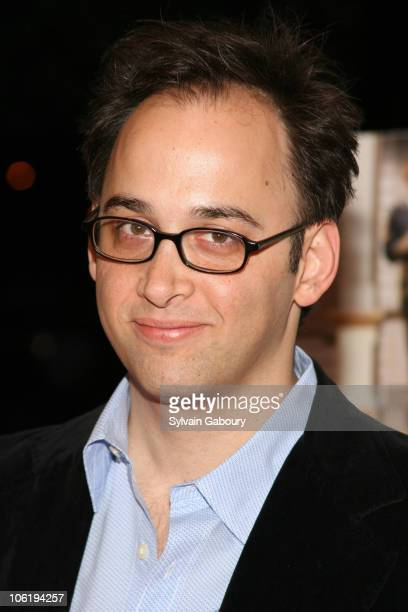David Wain during 'Diggers' New York Premiere Red Carpet at Clearview Chelsea West Cinemas in New York City New York United States