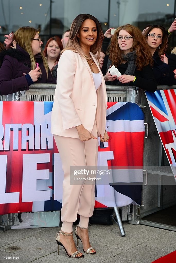 David Walliams and Simon Cowell attends the Cardiff auditions of Britain's Got Talent at Millenium Centre on January 23, 2014 in Cardiff, Wales.