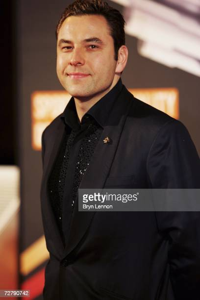 David Walliams arrives at the BBC Sports Personality of the Year Awards on December 10 2006 at the Birmingham NEC in Birmingham England